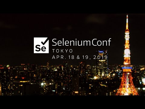 What's That Smell? Tidying Up Our Test Code - Angie Jones | SeleniumConf Tokyo