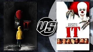 Video IT (2017) VS IT (1990) MP3, 3GP, MP4, WEBM, AVI, FLV Januari 2019