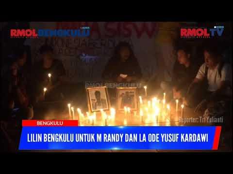 Lilin Dari Bengkulu Untuk Yusuf Dan Randy