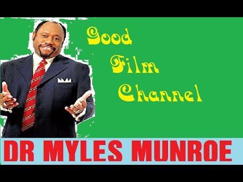 Dr Myles Munroe   Chase God NOT Money Full