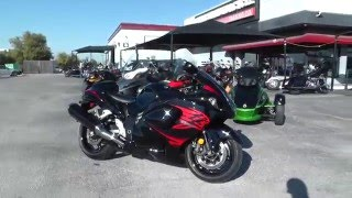 7. 100465 - 2011 Suzuki Hayabusa GSXR1300 - Used Motorcycle For Sale