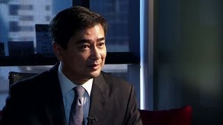 Abhisit Vejjajiva - Thailand Government Has Not Respected The Law  - BBC News