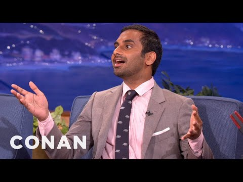 seal - Aziz Ansari explains how Seal's wonderful brain works.