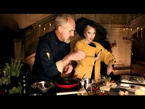 A very Gaga ThanksGiving: Cooking with GAGA (with Chef Art Smith)