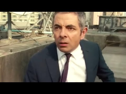 The Chase | Funny Clip | Johnny English Reborn | Mr Bean Official - Thời lượng: 10 phút.