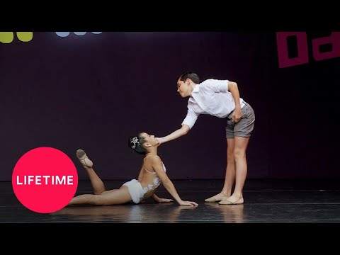 "Dance Moms: Candy Apples' Evan and Alyssa Duet ""Stars Align"" (Season 4) 