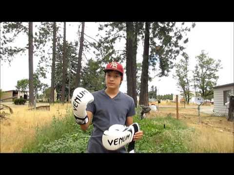 Venum 16 OZ Boxing Gloves Unboxing Video!!