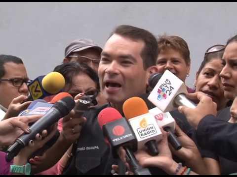 Tomas Guanipa exigió al CNE aumentar el número de máquinas para la validación