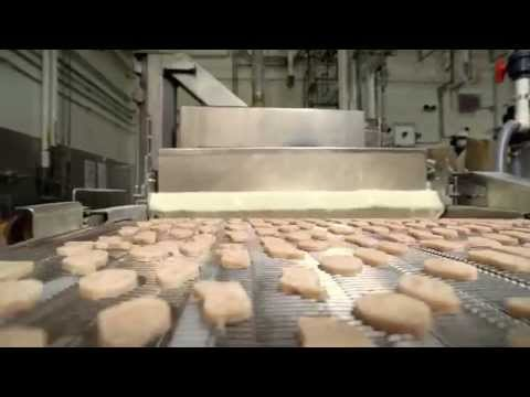 How Chicken McNuggets are REALLY Made!