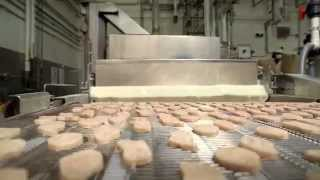 How Chicken McNuggets are made