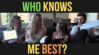 Video WHO KNOWS ME BEST? HUSBAND VS. SISTER/BROTHER IN LAW MP3, 3GP, MP4, WEBM, AVI, FLV September 2019