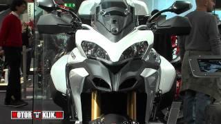 9. Ducati Multistrada 1200 S Touring 2012
