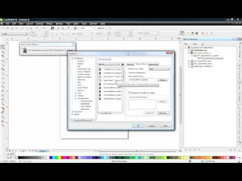 CorelDRAW Tip - Adding A Custom Icon To A Toolbar