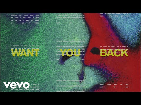 Want You Back (Audio)