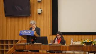UNESCO MGIEP's second Ahinsa Lecture by Ms Tawakkol KARMAN, Nobel Peace Prize Winner (2011)