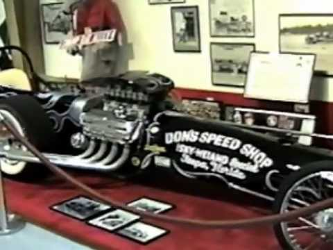 Don Garlit's Museum 1993 part 1