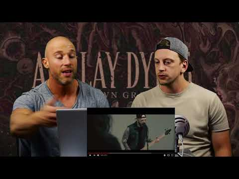 As I Lay Dying - My Own Grave METALHEAD REACTION!!!