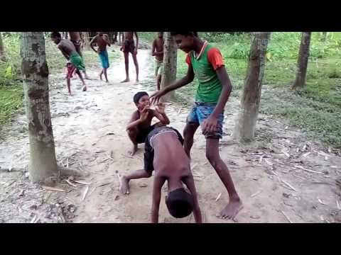 Bangla funny games video-most fun game in the world -2017