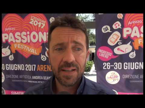 """Andrea Scanzi lancia il Passioni: """"festival di dimensione nazionale"""""""