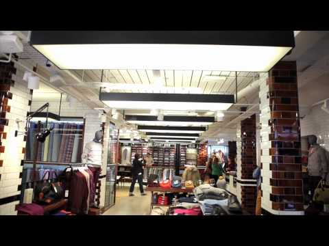 Ben Sherman Carnaby Street Store