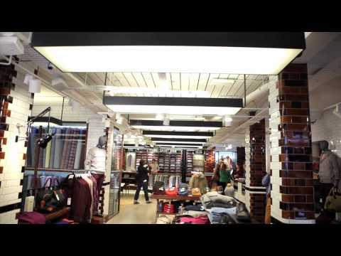 Ben Sherman Carnaby Street Store