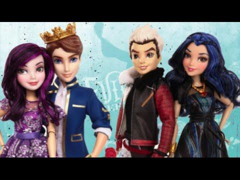 Disney Descendants : Wicked World : Stop Motion : Episode 1: Evie's Explosion of Taste