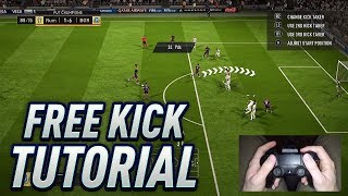 Video HOW TO SCORE FROM ALMOST EVERY FREE KICK IN FIFA 18 MP3, 3GP, MP4, WEBM, AVI, FLV Agustus 2018