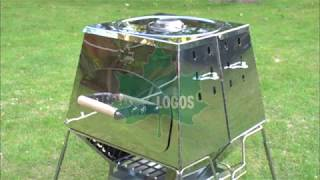 LOGOS「KAMADOオプション・専用遮温カバー」