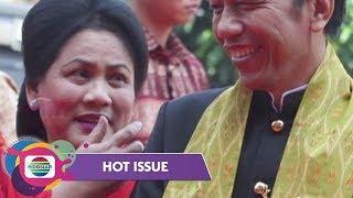 Video HOT ISSUE PAGI - Menikah Muda! Begini Perjalanan Hidup Ibu Iriana dan Bapak Jokowi MP3, 3GP, MP4, WEBM, AVI, FLV April 2019