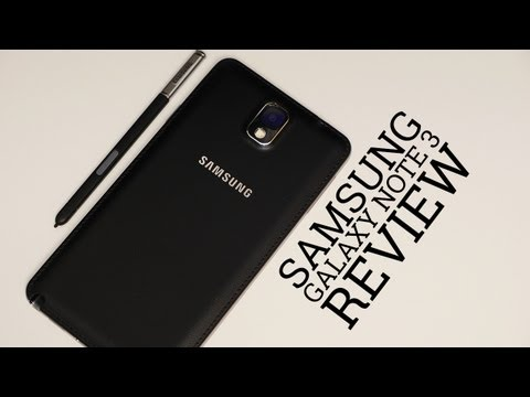 AndroidAuthority - It's one of the most anticipated phones of the year, and Josh is here to give you his review. Check out the powerful and multi-talented Samsung Galaxy Note 3...