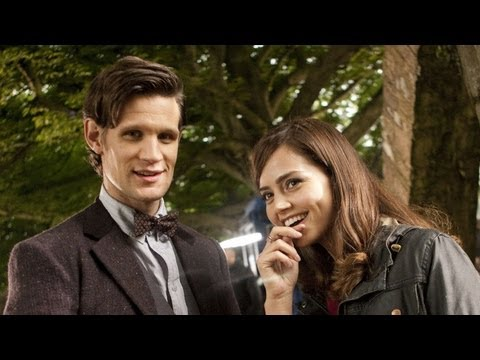 KAREN & ARTHUR's Advice for New Companion Jenna-Louise Coleman – BBC America Exclusive