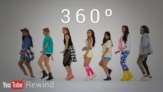 Video YouTube Rewind 2016: Epic Group Running Man Challenge in 360° #YouTubeRewind MP3, 3GP, MP4, WEBM, AVI, FLV Desember 2017