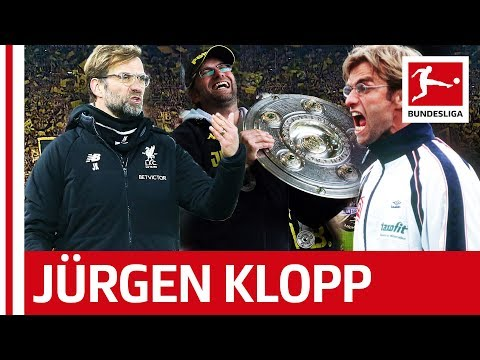 Jürgen Klopp - Made in Bundesliga