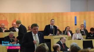 Video zu: Rede von Florian RENTSCH anlässlich des 70. Jubiläums des Landes Hessen