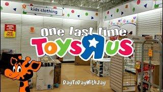 Video Toys R Us One Last Time - Our Final Walkthrough Together MP3, 3GP, MP4, WEBM, AVI, FLV Juni 2018