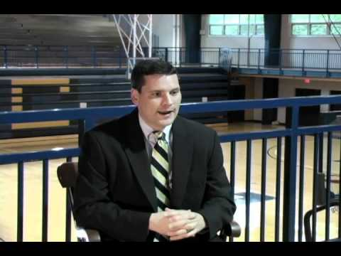 Q&A with New Juniata Athletic Director: Greg Curley