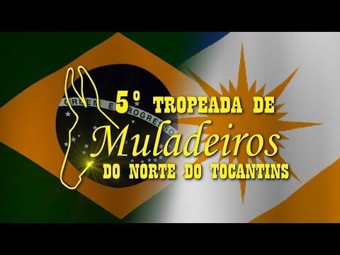 5ª Tropeada de Muladeiros do Norte do Tocantins