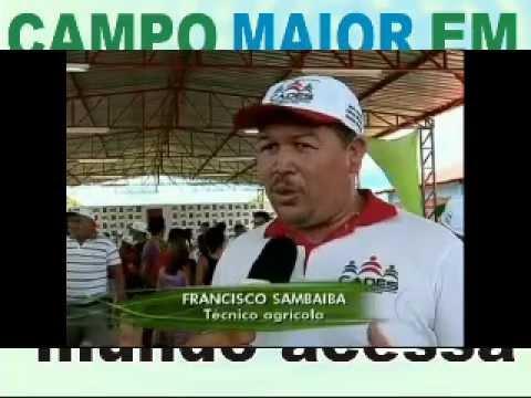 Festa da Melancia de Jatobá do Piauí 2012