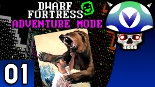 [Vinesauce] Joel - Dwarf Fortress (Adventure Mode) ( Part 1 )