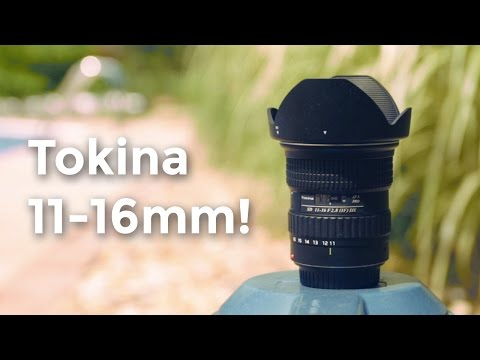 16mm - Kostenlos abonnieren: http://bit.ly/11WrLeM Canon: Tokina 11-16mm F/2.8 AT-X 116 Pro DX: http://amzn.to/VE1u4X Tokina 11-16mm f/2.8 AT-X Pro DX II: http://am...