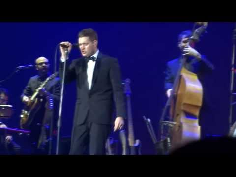 Michael Bublé - You Make Me Feel So Young - at the Hartwall Arena, Helsinki - Feb 21 2014  -1080p HD