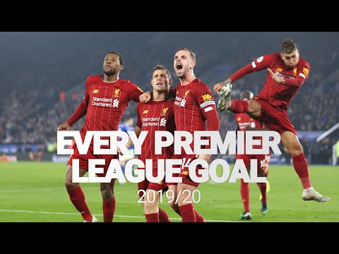 🏆The goals that won the title | Every Premier League Goal 2019/20 - REUPLOAD