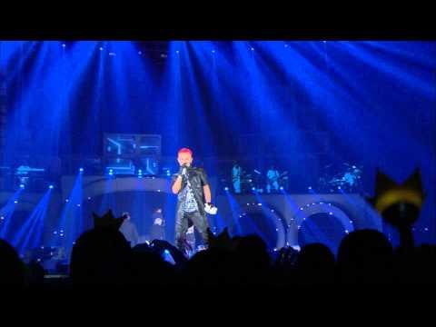 BIGBANG - BAD BOY @ TOKYO DOME 2012.12.05