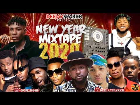 LATEST JANUARY 2020 NAIJA NONSTOP NEW YEAR AFRO MIX{TOP NAIJA HITS MIXTAPE} BY DJ SPARK/MARLIANS