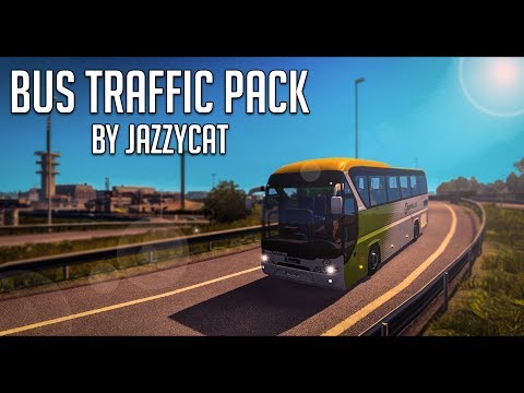Bus Traffic Pack by Jazzycat v2.4