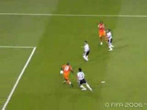 Costa de Marfil vs Argentina, Mundial de Alemania 2006