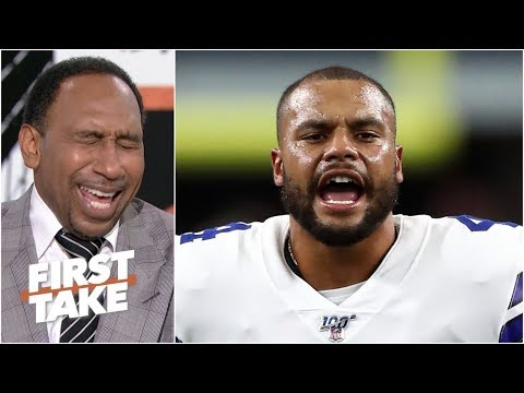 Video: Stephen A. warns the Cowboys: 'What can go wrong, will go wrong!' | First Take