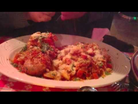Em Miami, comida italiana