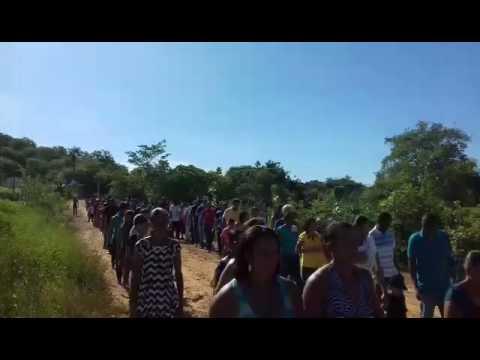 Festa de São Sebastião na Comunidade de Brejinho em Ubaí