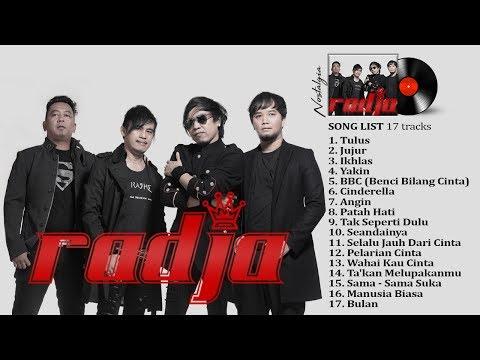 Download Lagu RADJA - Full Album (17 Lagu Hits Terbaik Tahun 2000an) Full Lirik Music Video